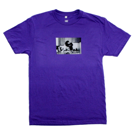 PureFilth-CamDamageTee-Purple